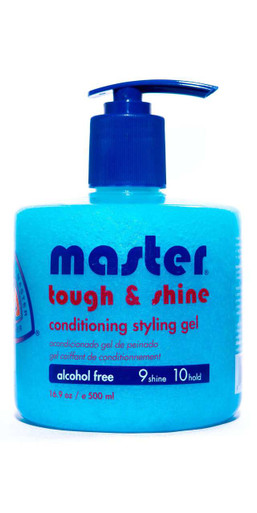 Master Tough & Shine conditioning styling gel