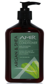 Amir Argan & Shea Moisturizing Conditioner, 12 fl oz