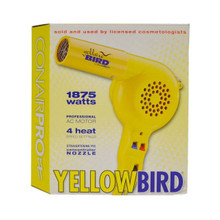 Conair YellowBird 1875 Watt Hair Dryer