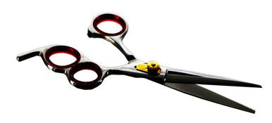 "NORVIK Three Hole Hair Styling Shears, 5.75"""