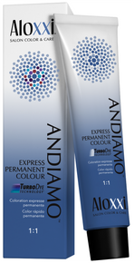 ANDIAMO Express Permanent Color by Aloxxi, 2N