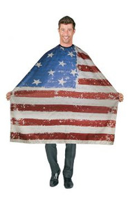 Vintage Americape Styling Cape by Betty Dain.