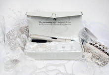 "Aria Beauty Professional Infrared Styler  and Luxurios Crystal Hairpiece. The ""I Do"" Gift Collection"
