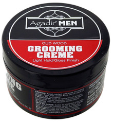 Agadir Men Oud Wood Grooming Creme 3oz