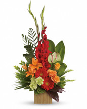 Teleflora Heart's Companion Bouquet