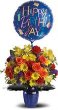 Fly Away Birthday Bouquet