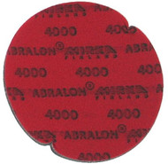"""Abralon Sanding Pad 4000 Grit  Do you need to sand your ball down to a different finish? If so this could be the perfect sanding pad for you. This is a 4000 Grit sanding pad. It can be used wet, or dry. It works great with Powerhouse Ball Resurface. This sanding pad will last 5 times longer than sand paper. If you are looking to use a 4000 Grit sanding pad on your ball then look at using this Abralon Sanding Pad 4000 Grit.  For a high luster with smooth texture Cosmetically appealing, consistent scratch pattern provides excellent traction Combines the benefits of abrasive cloth and non-woven products Resists """"caking""""Foam center holds large amounts of water for lubrication and cooling Solid surface and foam backing provide even surface pressure Last 5+ times longer than sandpaper Use wet or dry (residual material can be removed by high pressure air)Works great on our Powerhouse Ball Resurfacer SKU: EQUIP078EA Product ID: 3908"""