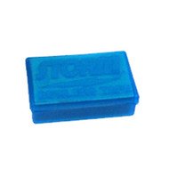 Storm Thumb Tape   Product Description: Tuff plastic molded reusable box Precut for perfect fit Black Smooth 30 pieces per pack