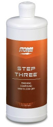 Storm Pro Finish Compound Quart - Step Three