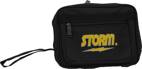 Get organized with a Storm accessory bag. These bags are perfect for any Storm bowling accessories!  Color: BlackAmple storage space600 denier polyvinyl fabricConvenient portable storageBi-color embroidery1 Year warranty