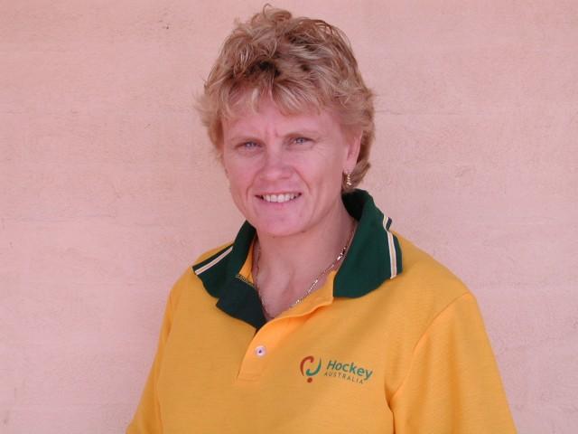 Represented the Australian 35s Women's Hockey Team