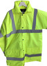 HI VIS Safety Winter Jacket
