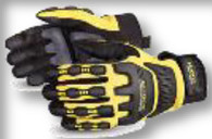 Anti-Impact Mechanics Gloves Black or Green