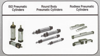 Round Body Pneumatic Cylinders
