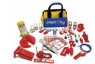 Lockout Kit for Lockout Tagout