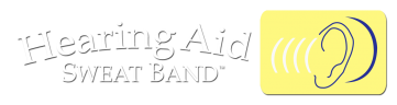 Hearing Aid Sweat Band™