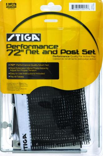 STIGA Performance Net and Post Set