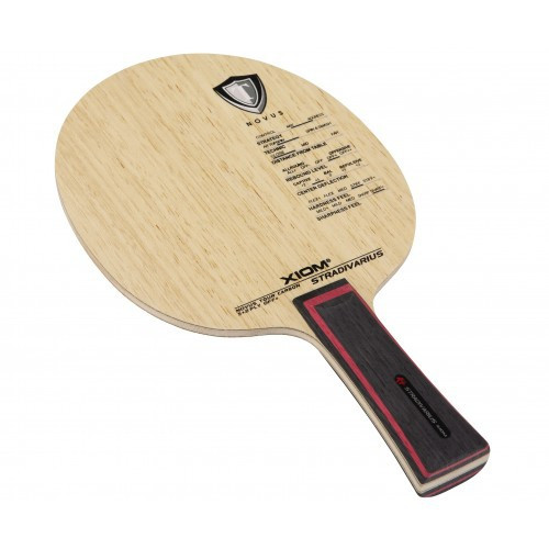Combo - Xiom TourCarbon Stradivarius Blade for combo (Add 2 Combo Rubber Sheets)