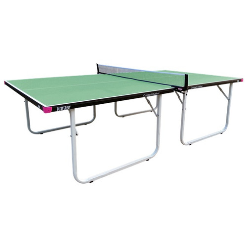 Butterfly Compact Outdoor Green Table, includes shipping and Net (USA Only)