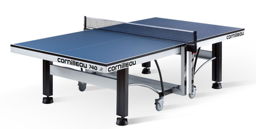 Cornilleau Competition 740 Blue ITTF Approved Table (USA Only) nv