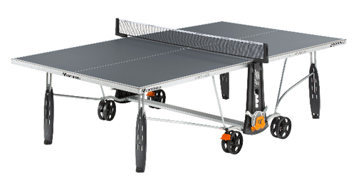 Cornilleau Sport 250S Crossover Indoor/Outdoor Grey Table (USA Only)
