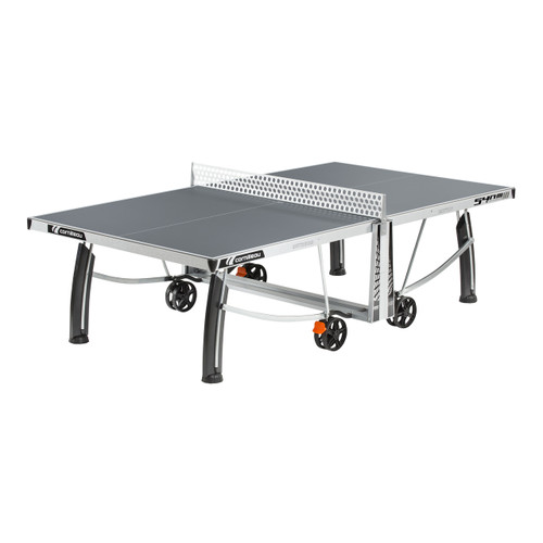 Cornilleau Pro 540 M Crossover Indoor/Outdoor Grey Table (Canada Only)