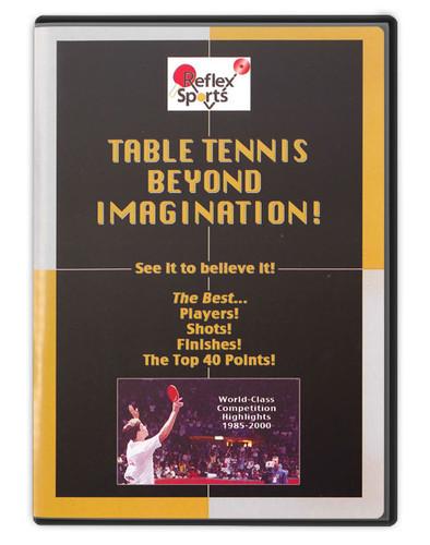 Reflex Sports Table Tennis Imagination DVD