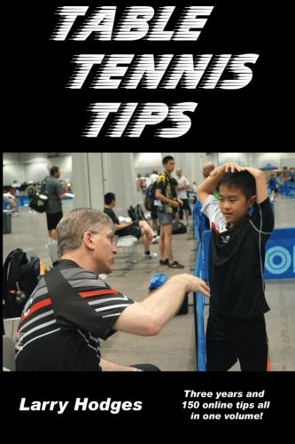 Table Tennis Tips (228 pages)