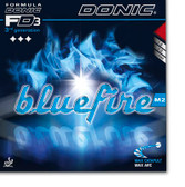 DONIC Blue Fire M2 Rubber Ping Pong Depot Table Tennis Equipment