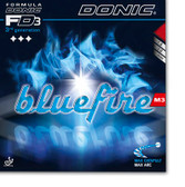 DONIC Blue Fire M3 Rubber Ping Pong Depot Table Tennis Equipment