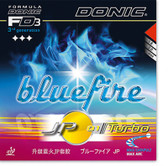 DONIC Blue Fire JP01 Turbo Rubber Ping Pong Depot Table Tennis Equipment