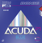 Donic Acuda Blue P1 Rubber Sheet Ping Pong Depot Table Tennis Equipment
