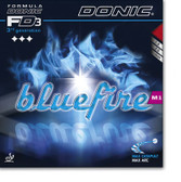 Rubber Sheet for Combo Blade   DONIC Blue Fire M1 Rubber Only with 1 Combo Blade Ping Pong Depot Table Tennis Equipment