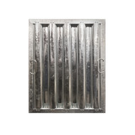 20 x 25 - Galvanized Hood Filter