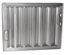 16 x 20 - Aluminum Hood Filter