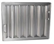 25 x 20 - Aluminum Hood Filter