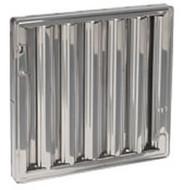 10 x 20 - Stainless Steel Hood Filter