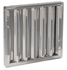16 x 16 - Stainless Steel Hood Filter