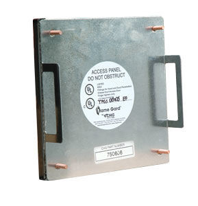 """15"""" X 15"""" Flame Gard Grease Duct Access Panel(751212)"""