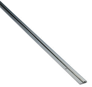 8 Foot Stainless Steel End Cap