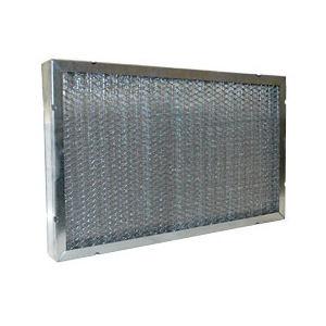 "16"" x 25"" x 2"" Aluminum Mesh Filter"