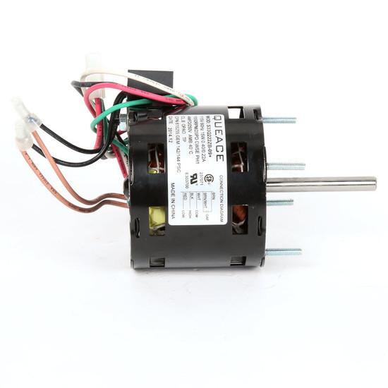 615255 loren cook gemini series replacement motor for Restaurant exhaust fan motor replacement