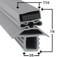 Traulsen Gasket 23 1/2 x 29 1/2 - Profile 691
