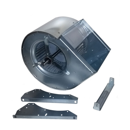 Delhi Blowers G10 X 3 4 Fan Housing 9005441 Less Motor Vent Fab