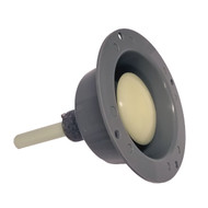 W28-3400 Inside Release Recessed 4""