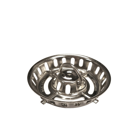 DSS-Y003 Stainless steel crumb cup strainer with bail