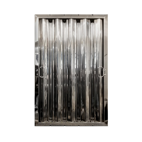 """25"""" X 16"""" Stainless Steel Grease Hood Filter"""