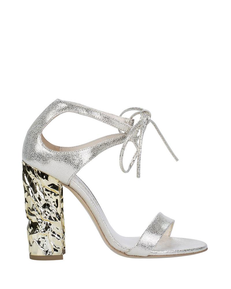 Bianca Buccheri 93104bb Scalea Sandal Gold