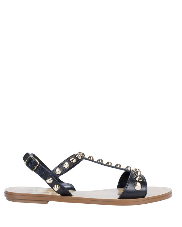 By Bianca 1997bb Samara Sandal Black