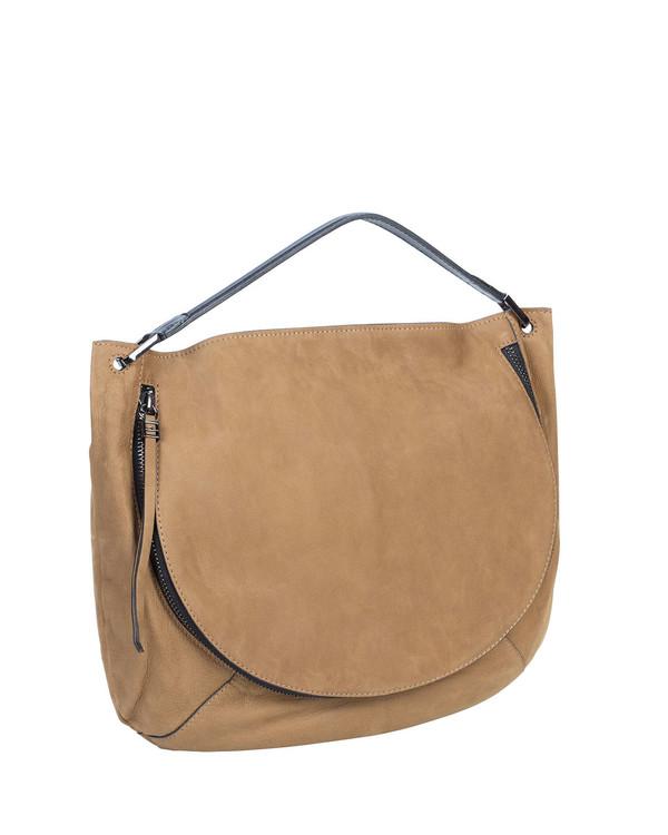 Gianni Chiarini Bs5352Gc Leather Bag Camel